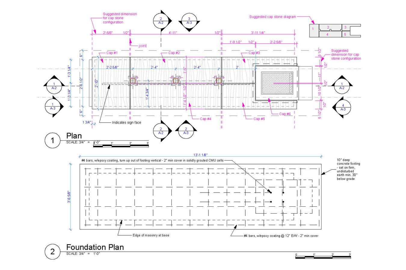 4A Flrpln pg8 : Plans and Elevations