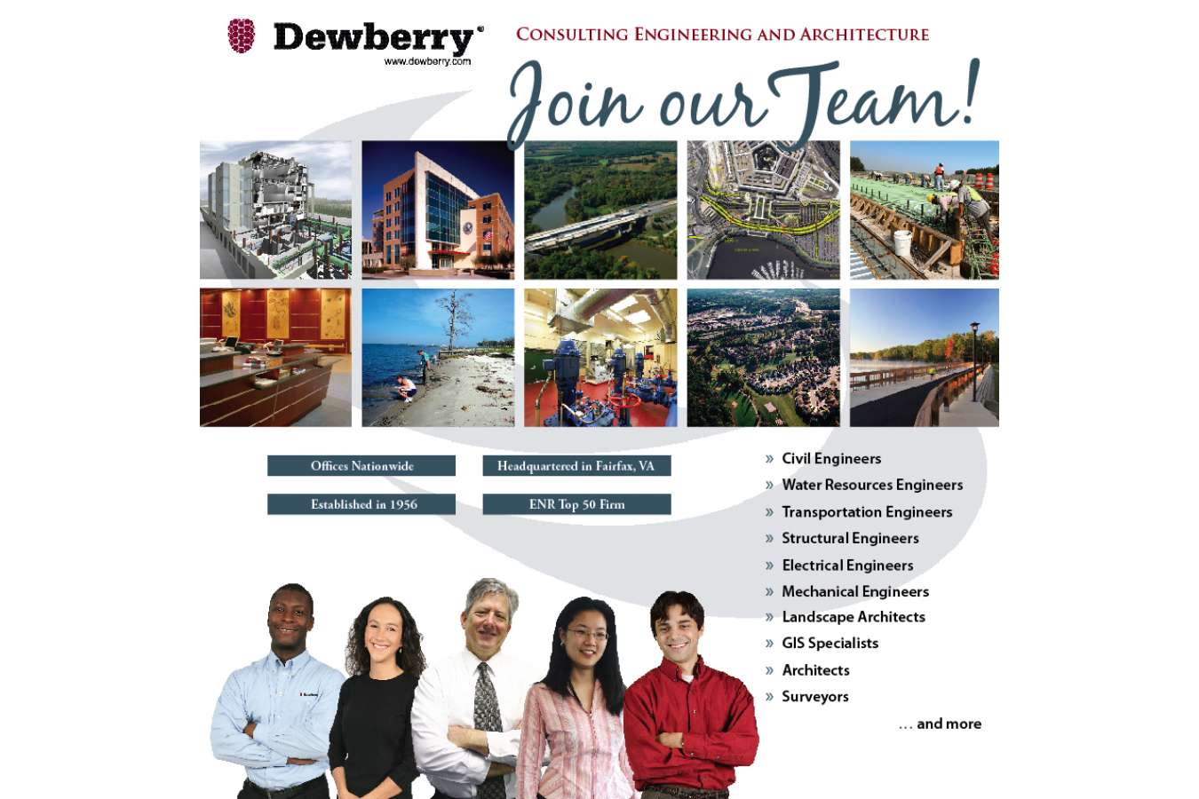 Brochures 9 : Dewbwerry Human Resources Cover