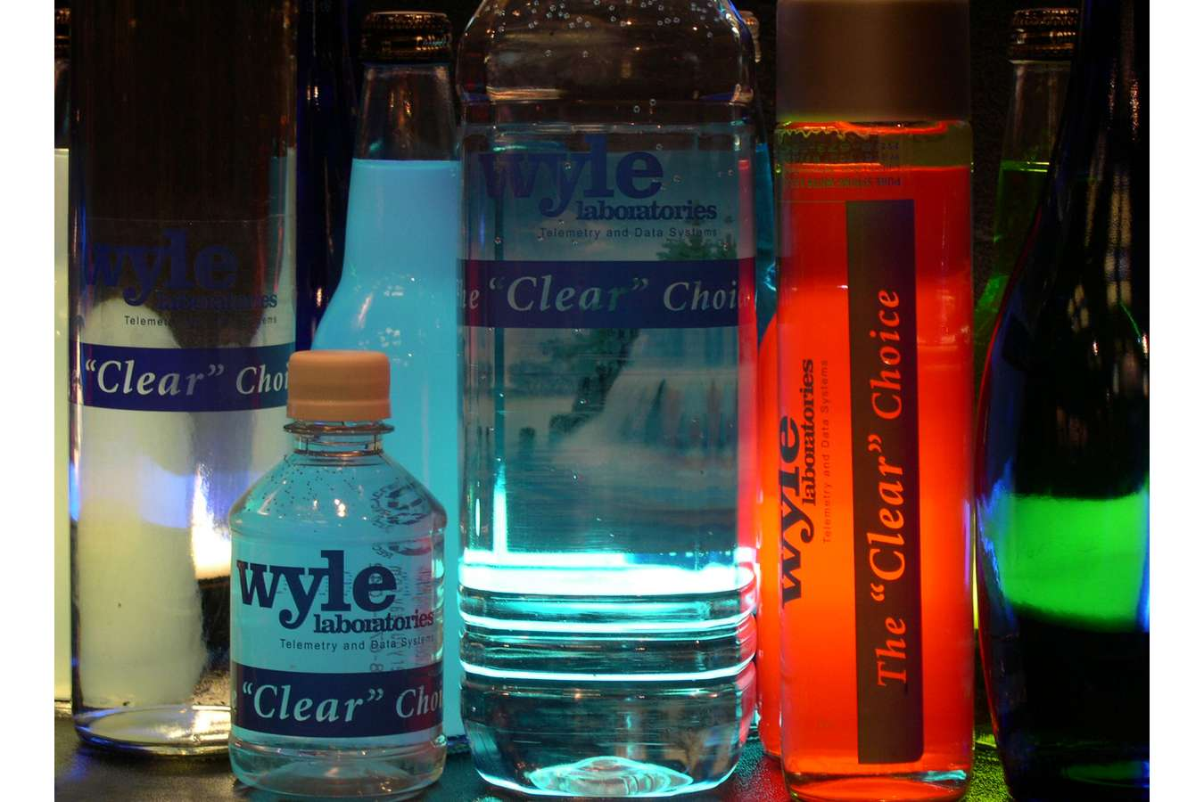 Wyle water 2 : Clear Choice Bar event