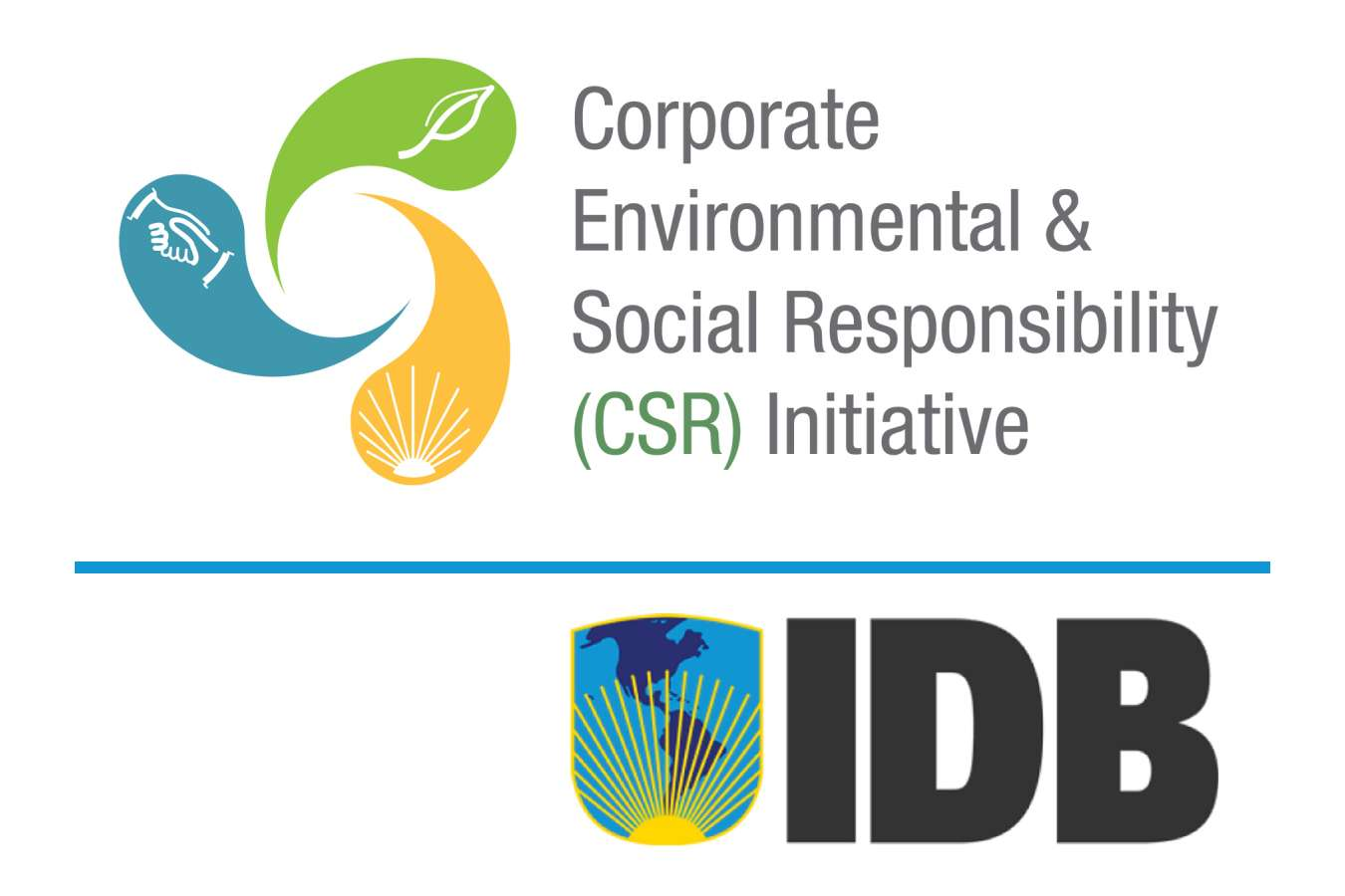 IDB PREV : CSR Initiative logo and IDB usage