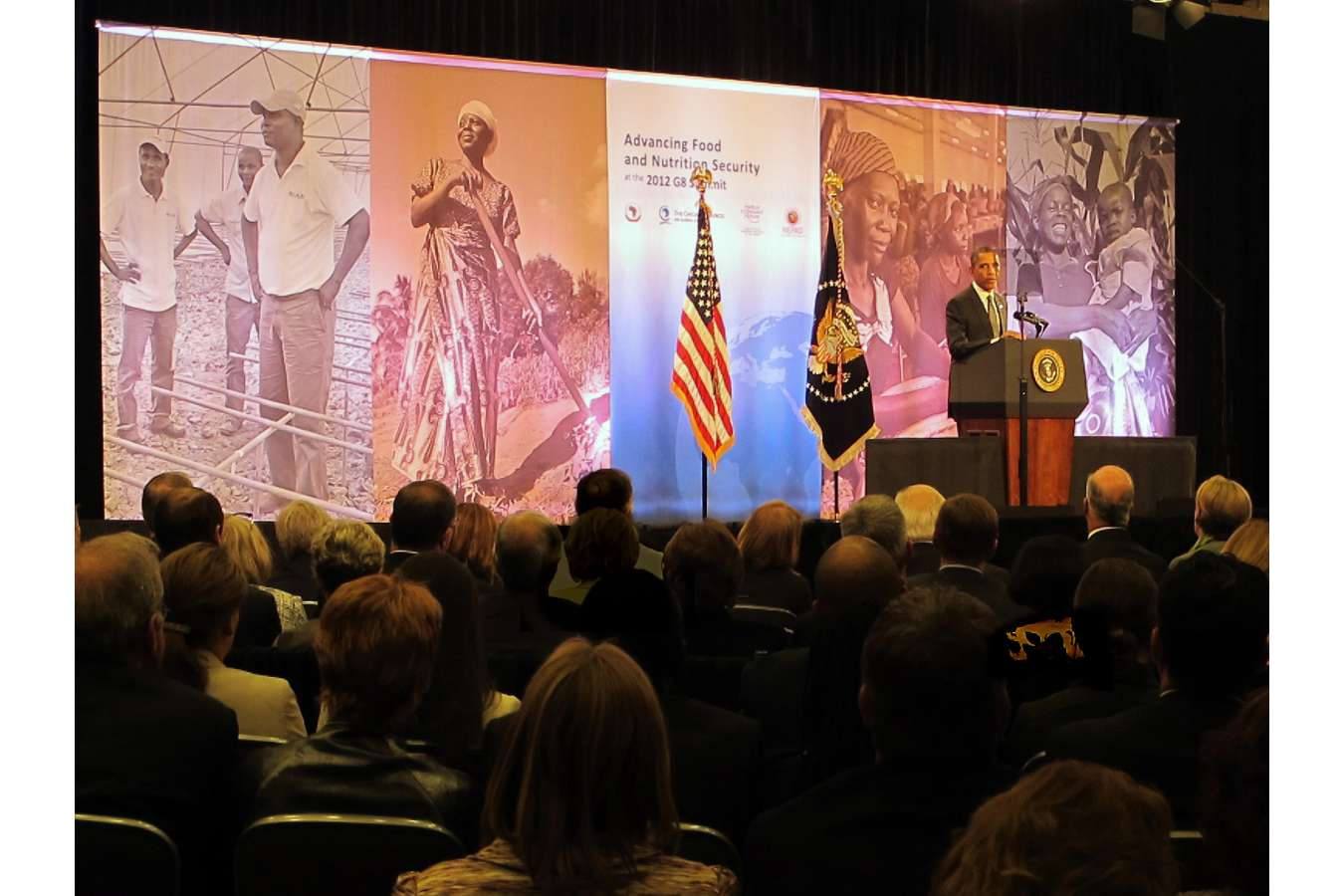 ccg8_2_obama_speech : Food Security symposium led by world leaders in government and private industry