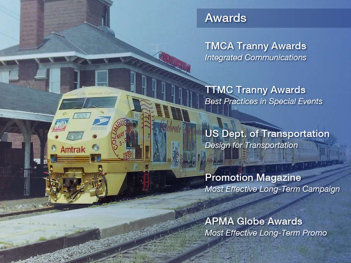 CTC_5Awards : With Stops in all 48 Contiguous States the Program Garnered Several National Awards