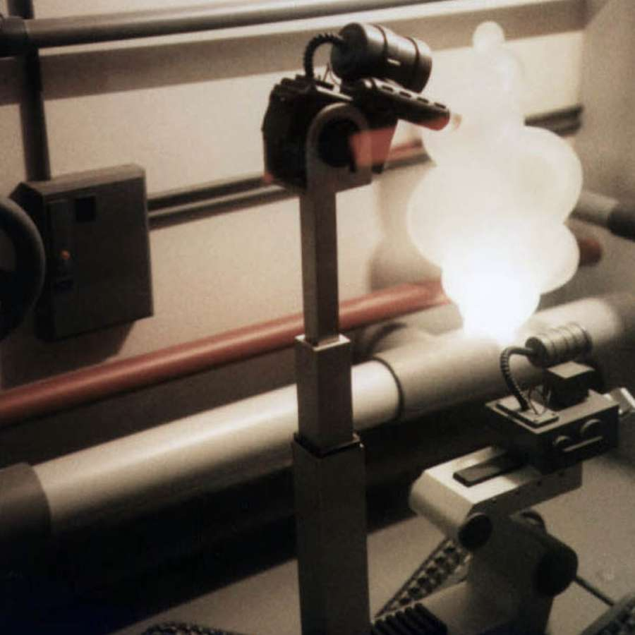 "LMK m 1Leak : Fix A Leak – Visitors remotely guide robot to fix a ""radioactive"" pipe leak"