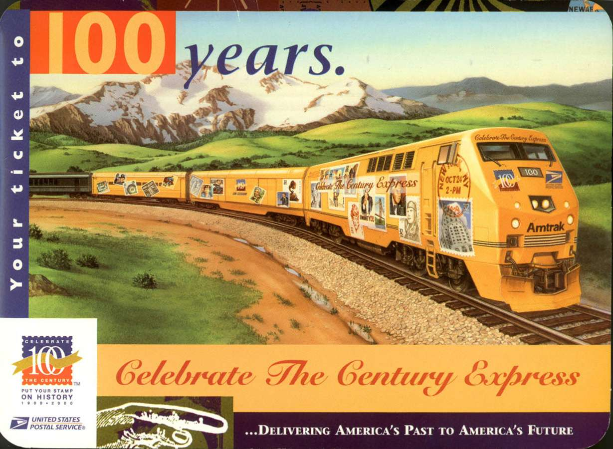 ctc_1broch : Cover of the Educational Brochure Accompanying the CTC Express Train
